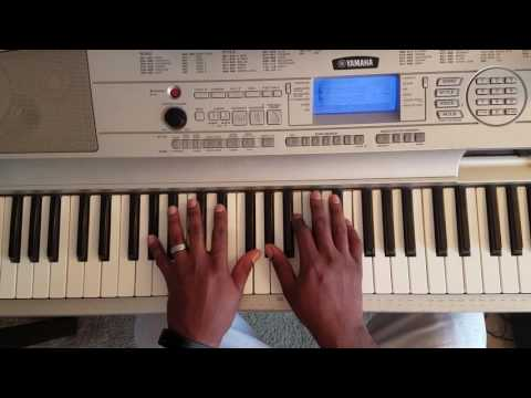 "DRU HILL ""5 STEPS"" Piano Tutorial"