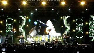 Pattaya Countdown 2012 - Concert 28-12-11 Bodyslam Socool
