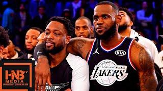 2019 NBA All Star Game - Full Game Highlights | Team LeBron vs Team Giannis