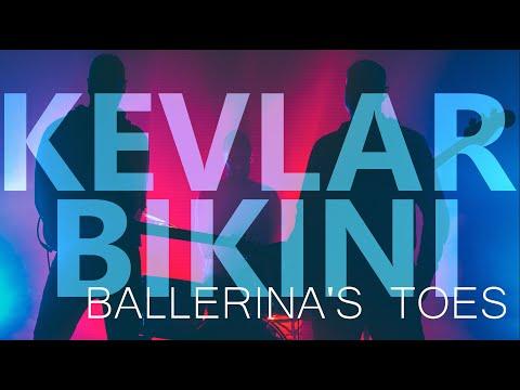 Kevlar Bikinija: 'Ballerina's Toes' najavljuje novi, proročanski album