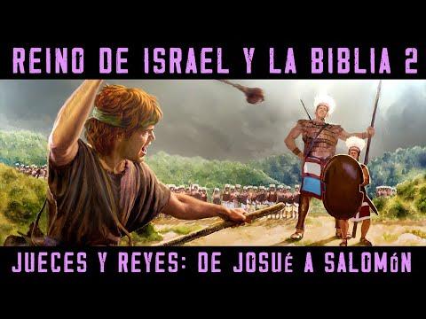 ISRAEL Y LA BIBLIA 2: Jueces y Reyes: Josué, Gedeón, Sansón, Samuel, Saúl, David y Salomón (видео)