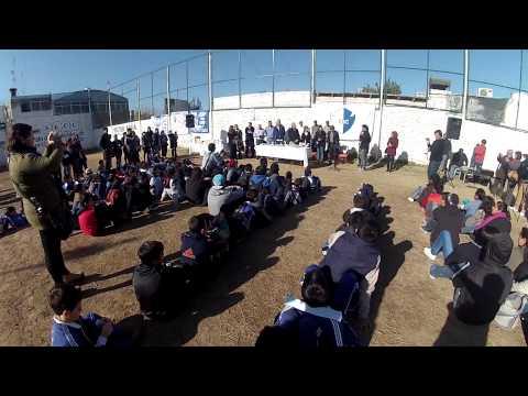 Fundación River: a San Juan,