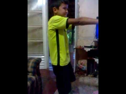 Geovanny Dançarino de Novo Alegre - To