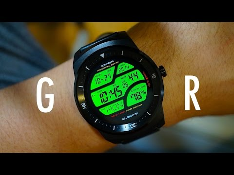 R - If you're looking for a perfectly round screen on your Android Wear smartwatch, your search begins and ends with the LG G Watch R. Check out our unboxing and initial impressions, see our Android...