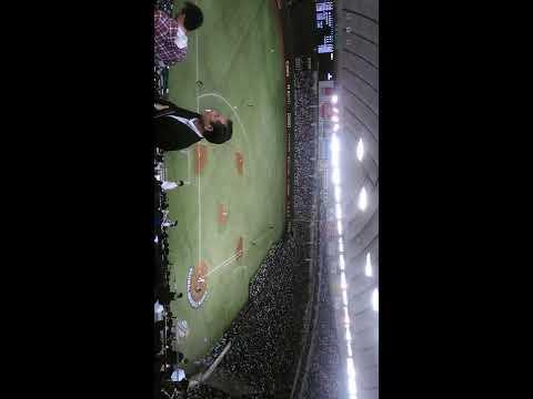 Sho Nakata' cheering song is cool!