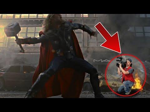 10 Biggest Movie Mistakes in Marvel Movies