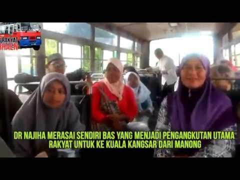 Dr Najiha Selami Rakyat Marhaen