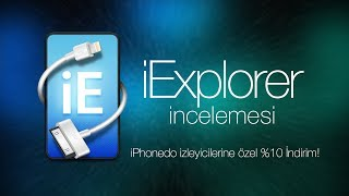 iExplorer İncelemesi (CC in English)
