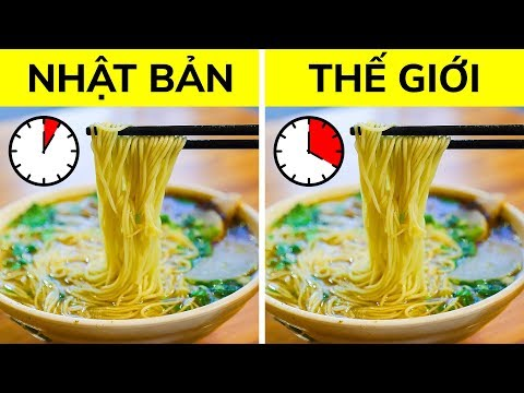 Tại sao người Nhật ăn mãi nhưng vẫn gầy? - Thời lượng: 8:47.