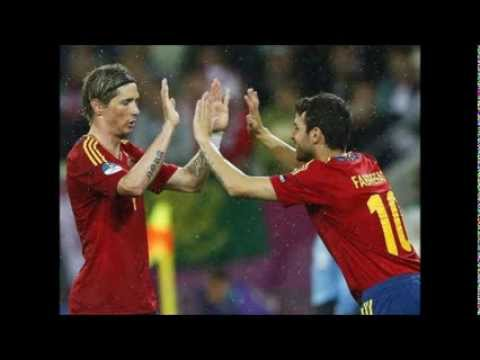 Spain-Italy 4-0 Final EM 2012 Goals and Highlights HD