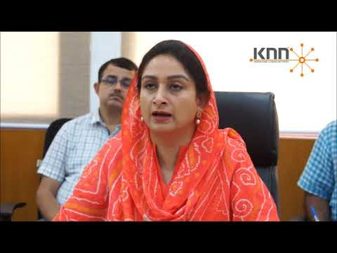 Subsidy of 1 lakh to 5 crores for farmers stepping up in food processing sector: Harsimrat Kaur Badal