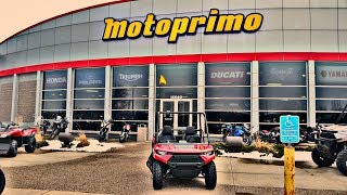 7. 2018 Polaris Ranger 150 Youth - Walk around and test drive - Motoprimo