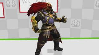 [MOD] Hyrule Warriors Ganondorf