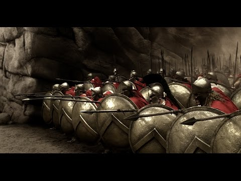Sparta vs Persia Battle Hd Triler (Warner Bros)