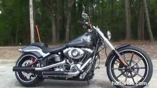 6. New 2014 Harley Davidson Softail Breakout Motorcycles for sale - Bainbridge, GA
