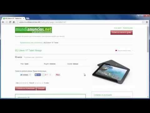 Video of Clasificados mundianuncios.net