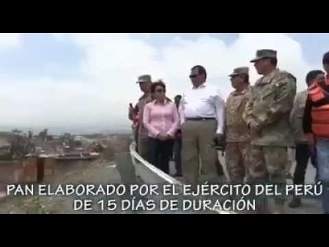 Rap: Ejército del Perú