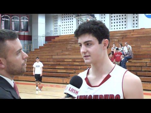 Sammy Hooper Post Game vs Goucher College