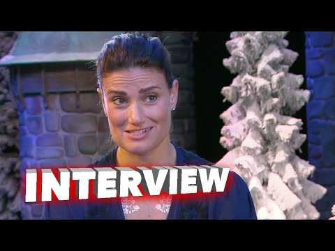 For the First Time in Forever: A Frozen Sing-Along Celebration: Idina Menzel Interview