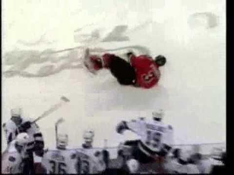 FUnny hockey bloopers