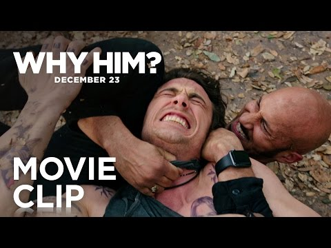 Why Him? (Clip 'Pink Panther')