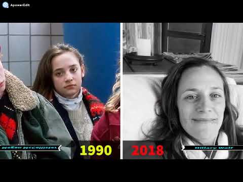 Home Alone (1990) Cast: Then and Now ★ 2018