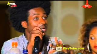 Balageru Idol Enkuselassie Demeke Dance Contetant 3rd Audition Addis Ababa