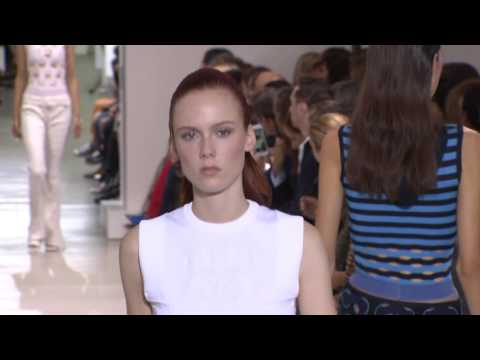 FASHION SHOW / SPRING SUMMER 2017 / PACO RABANNE