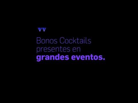 Bonos Cocktails - Eventos Masivos e Internacionales