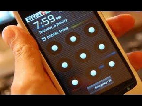 Desbloquear teléfono android por intentos errados en patrón de desbloqueo