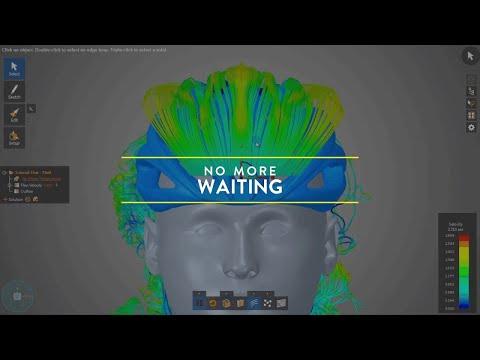 Discovery Live bouleverse la simulation numérique par sa vitesse et sa simplicité d'utilisation