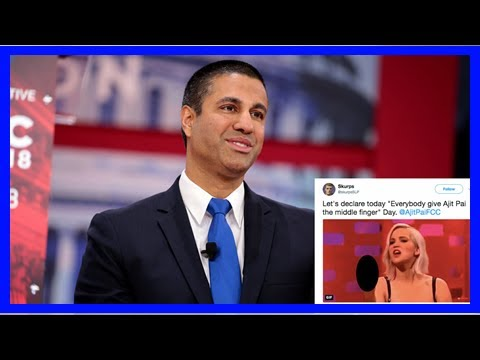 Breaking News | Internet mocks Ajit Pai after Senate net neutrality victory