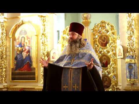 2015.02.14 - Проповедь во время литургии