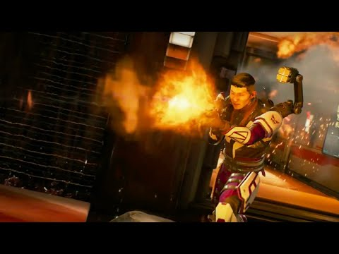 LawBreakers Official The Weapons Available to You Trailer