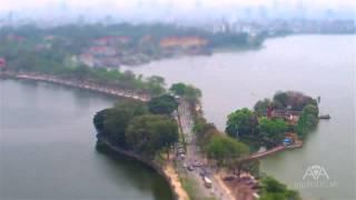 Travel Hanoi Vietnam - Beauty And Peace [HD]