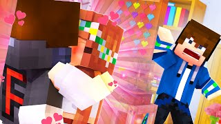 My BFF and I BOTH Asked HER ON A DATE in Minecraft! **GONE WRONG**