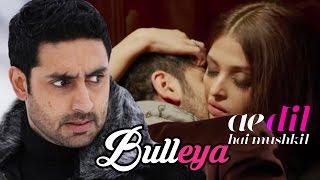 Abhishek Bachchan REACTS To Aishwarya-Ranbir's BULLEYA HOT Chemistry Video