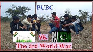 PUBG - The 3rd War - India Vs. Pakistan / V H YARANA / pubg battel india vs pakistan