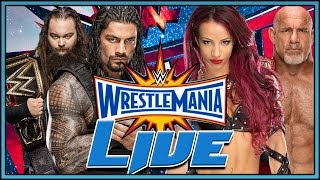 Nonton Wwe Wrestlemania 33 Live Full Show April 2nd 2017 Live Reactions Full Show Film Subtitle Indonesia Streaming Movie Download