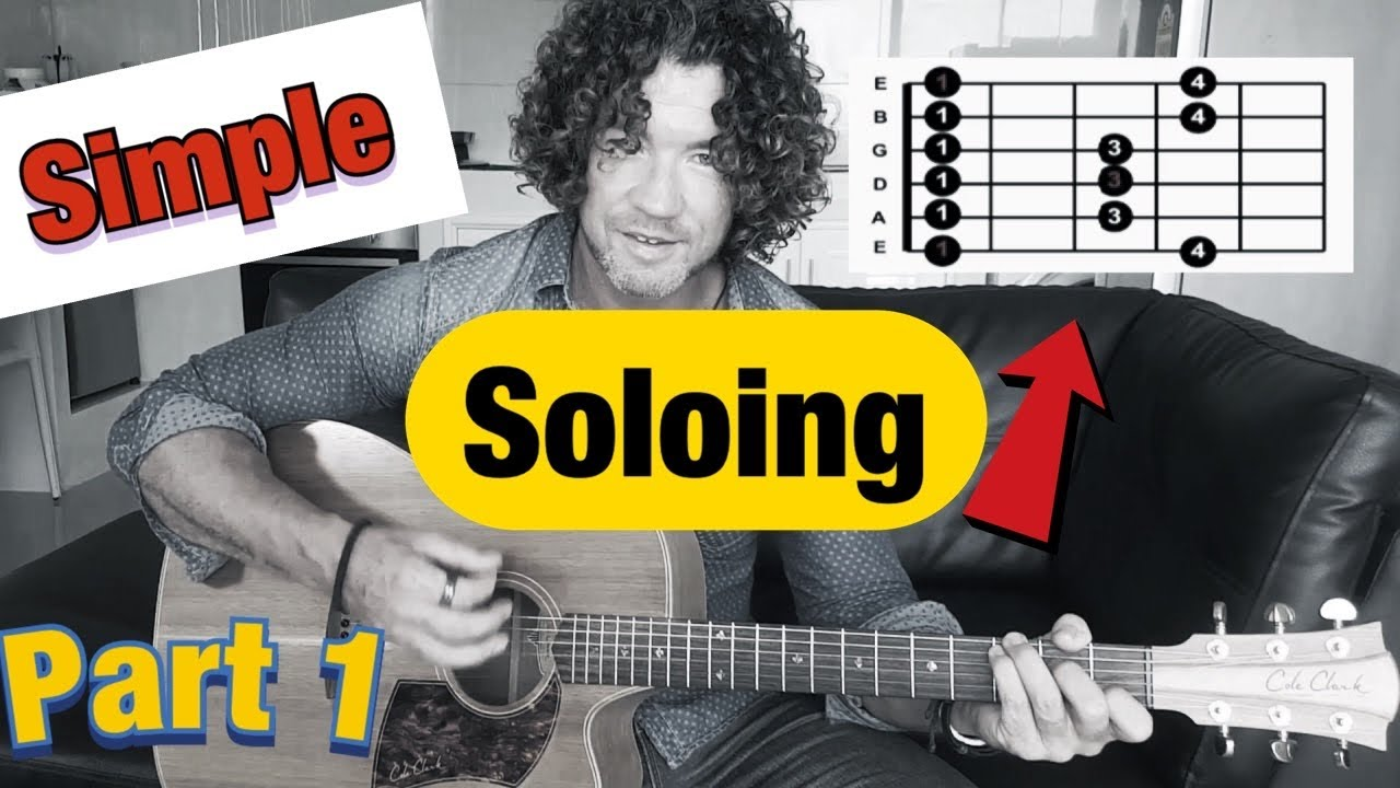 Turn Simple Guitar Scales Into Sexy Soloing |Part 2