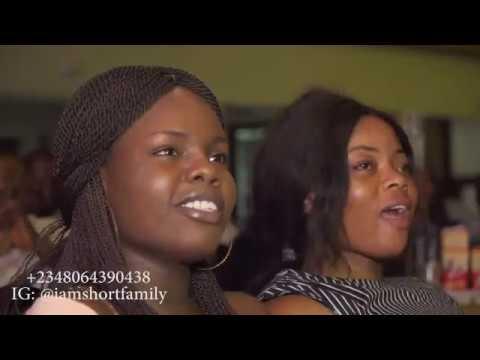 LAGOS RUNS GIRLS -MC PASHUN A.K.A TITUS. CRAZY PERFORMANCE (SHORT FAMILY)