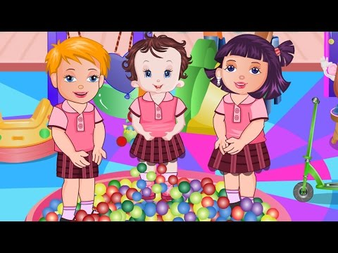 Baby Lisi Preschool Day - Funny Educational Baby Games for Children