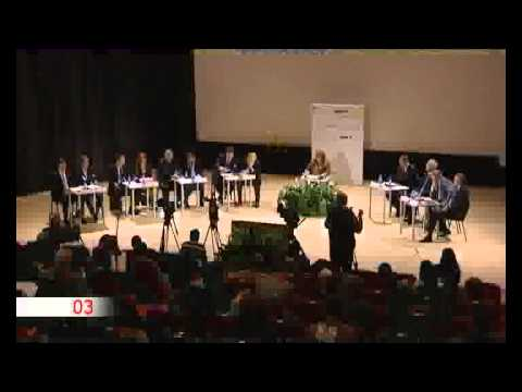 Дебати 2009 - Дебат №1