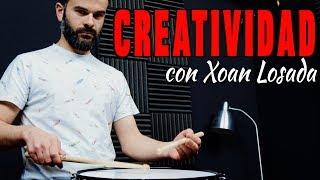 Hola hoy volvemos a tener en Zebendrums a Xoan Losada, que nos va a ayudar a ser más creativos.Si queréis seguir a Xoan Losada:Facebook https://www.facebook.com/Xo%C3%A1n-Losada-696379650404276/Twitter: https://twitter.com/xoanlsInstagram:XoanlosadaYoutube: https://www.youtube.com/channel/UCCUZLo5ApRZRQvL7EqpofxQWeb: http://xoanlosadadrummer.com/en/Zebensui Rodríguez:Twitter: https://twitter.com/ZebendrumsFacebook: https://www.facebook.com/zebensui.rod...Facebook de Zebendrums: https://www.facebook.com/zebendrums?f...Instagram: @zebendrumsPágina personal: http://www.zebendrums.com/Canal de Youtube: https://www.youtube.com/user/Zebendrums1Diego del Monte:Twitter: https://twitter.com/DiegodelMonteFacebook: https://www.facebook.com/diego.d.nietoInstagram:  @dieguete11In-ears: Earprotech http://www.earprotech.com/Échale un ojo a la entrevista que le hicimos a Manu Reyes Jr.https://www.youtube.com/watch?v=7mU-y...Tenemos Blog!! Síguenoshttp://zebendrums.blogspot.com.es/Si te gusta el video coméntalo, compártelo y dale a like!!!!