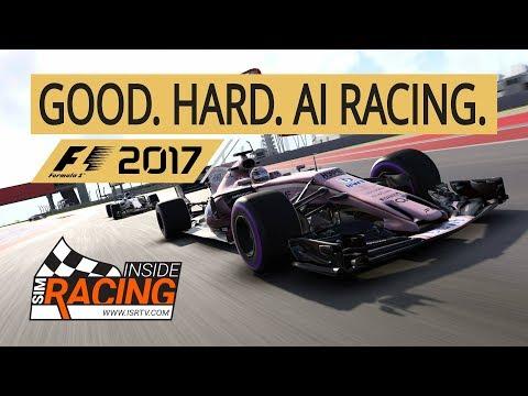 F1 2017 - Good. Hard. AI Racing.