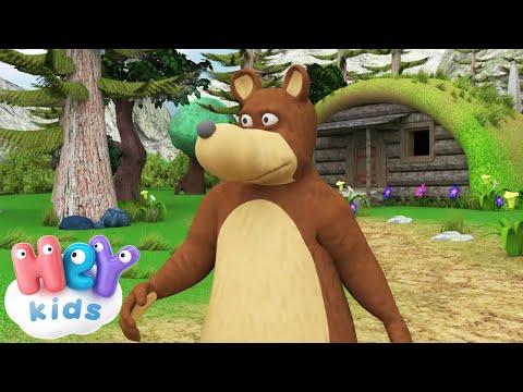 Мишка Косолапый по Лесу Идет - Песни Для Детей (видео)