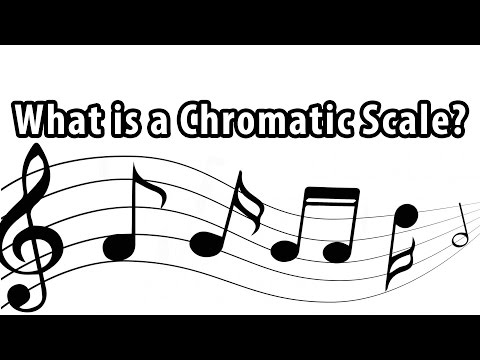 What is a Chromatic Scale?