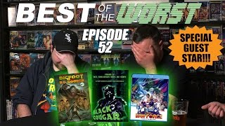 Video Best of the Worst: Bigfoot vs D.B. Cooper, Black Cougar, and Raw Force MP3, 3GP, MP4, WEBM, AVI, FLV Mei 2018