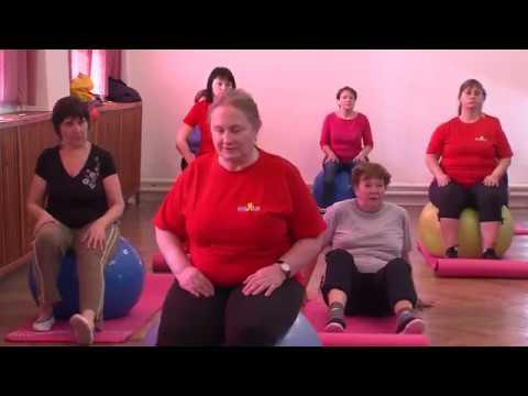 Kunovice - Cvičení s maratonem roztroušené sklerózy