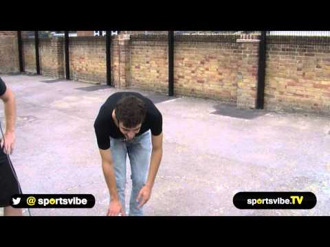 Football Freestyle Masterclass With Dan Magness